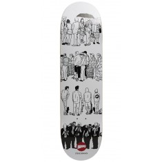 Hopps Steve Brandi Waiting Skateboard Deck - 8.25""