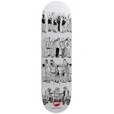 Hopps Joel Meinholz Waiting Skateboard Deck - 8.375""