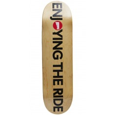 Hopps Enjoying The Ride Skateboard Deck - 8.00""