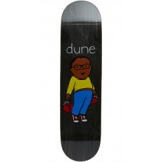 Dune Curb Crusher Skateboard Deck - 8.00""