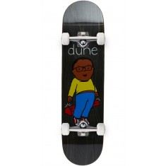 Dune Curb Crusher Skateboard Complete - 8.00""