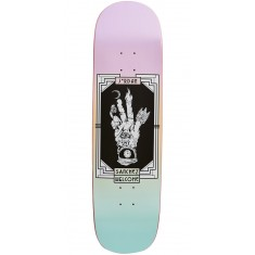 Welcome Philosophers Hand on Nibiru Skateboard Deck - Jordan Sanchez -Sunset - 8.75