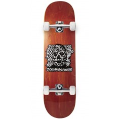 Doom Sayers Ghost Face Skateboard Complete - 8.28""