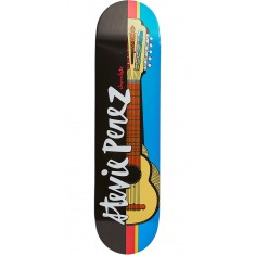 Chocolate Perez Charango Skateboard Deck - 8.0