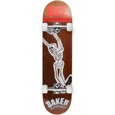 Baker From The Grave Skateboard Complete - Ostrander - 8.00