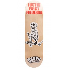Baker From The Grave Skateboard Deck - Figgy - 8.50