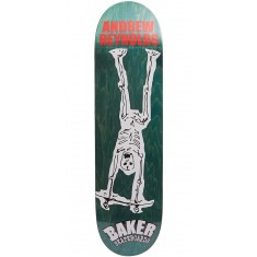 Baker From The Grave Skateboard Deck - Andrew Reynolds - 8.25