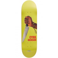 Baker Issa Knife Skateboard Deck - Cyril Jackson - 8.475