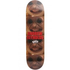 Baker Crazy Monkey Skateboard Deck - Andrew Reynolds - 8.125