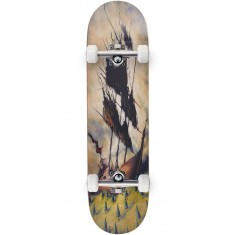 Deathwish Permanent Vacation Skateboard Complete - Lizard King - 8.125
