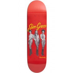 Deathwish Party Girls Skateboard Deck - Jim Greco - 8.475