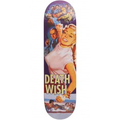 Deathwish Lay It On Me Skateboard Deck - 8.475