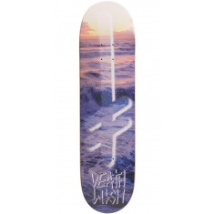 Deathwish Gang Logo Fellowship Skateboard Deck - 8.00