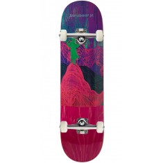 Alien Workshop Dinosaur Jr. Give a Glimpse Skateboard Complete - 8.38""