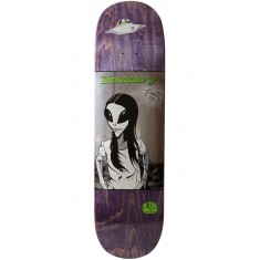 Alien Workshop Dinosaur Jr Green Dream Skateboard Deck - 8.50""