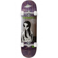 Alien Workshop Dinosaur Jr Green Dream Skateboard Complete - 8.50""