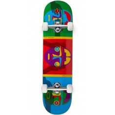 Alien Workshop Guevara No Evil Skateboard Complete - 8.00""
