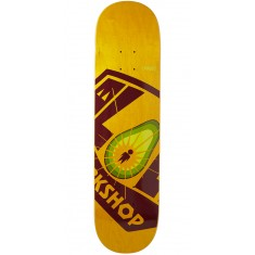 Alien Workshop Popson OG Avacado Skateboard Deck - 8.00""