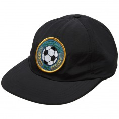CCS FC Patch Nylon Hat - Black