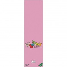 Mob X Krux Cat Party Pink Griptape