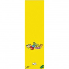 Mob X Krux Cat Party Yellow Griptape