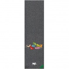 Mob X Krux Cat Party Black Griptape