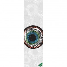 Mob X Eye See You White Griptape