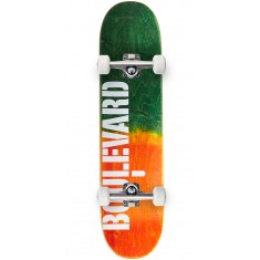 Boulevard Locals Carlos Skateboard Complete - 7.80""