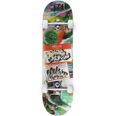 Boulevard Locals Danny Skateboard Complete - 8.25""
