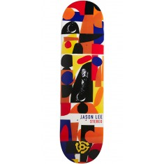 Stereo Lee Horns Skateboard Deck - 8.25""