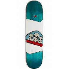 Alien Workshop Triad Skateboard Deck - 7.875""