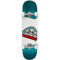 Alien Workshop Triad Skateboard Complete - 7.875""