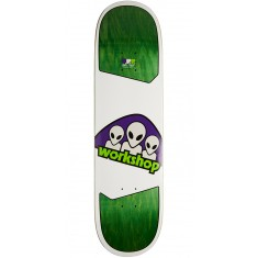 Alien Workshop Triad Skateboard Deck - 8.38""