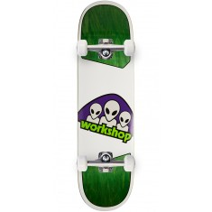 Alien Workshop Triad Skateboard Complete - 8.38""