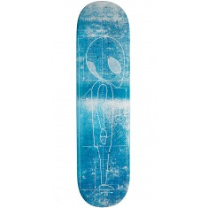Alien Workshop Blueprint 2.0 Hexmark Skateboard Deck - 8.00""