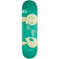 Alien Workshop Mind Control Skateboard Deck - 8.50""
