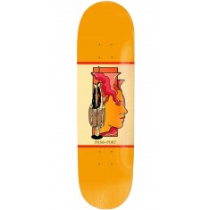 Passport Steamy Eyes Jazzie Skateboard Deck - 8.125""