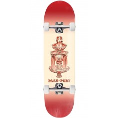Passport Fountains For Life Kallos Skateboard Complete - 8.50""