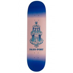 Passport Fountains For Life Nelumbo Skateboard Deck - 8.38""