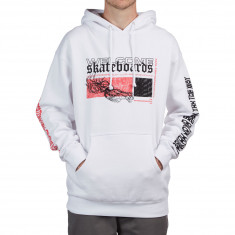Welcome Transcend Hoodie - White
