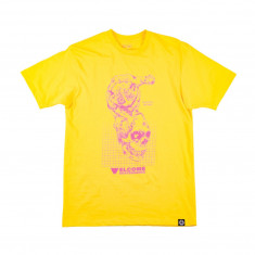 Welcome Real Hell T-Shirt - Yellow