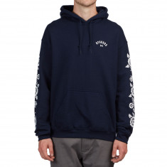 No Hours The End Hoodie - Navy