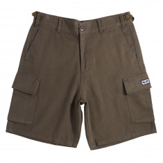 Obey Fubar 90s Cargo II Shorts - Light Army