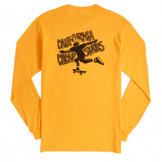 CCS Catalog Long Sleeve T-Shirt - Gold