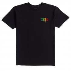 Zero Rasta Blood T-Shirt - Black