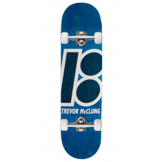 Plan B Trevor Stained Skateboard Complete - 8.10""
