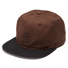 The Killing Floor Other Worlds Script Hat - Chocolate/Black