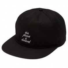 The Killing Floor Other Worlds Script Hat - Black/Cream