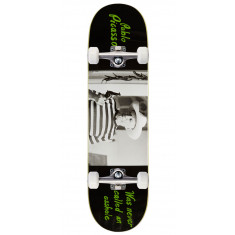 Lovesick Not Like You Black Skateboard Complete - 8.25""