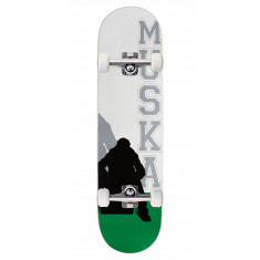 Prime Wood Muska Boombox Reissue Skateboard Complete - 8.38""